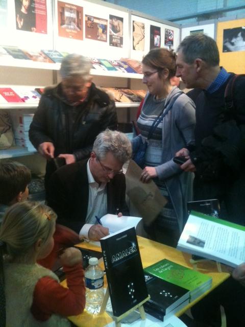 Foire du Livre de Bruxelles – du 7 au 11 mars 2013