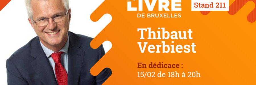 Séance de dédicaces roman «LIBRE» – Foire du Livre de Bruxelles 15 février, 18h